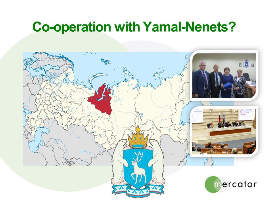 Co-operation with Yamal-Nenets