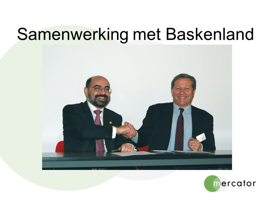 Samenwerking met Baskenland