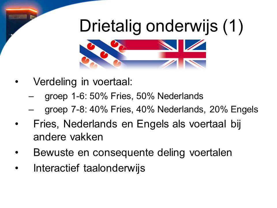 Drietalig onderwijs (1)