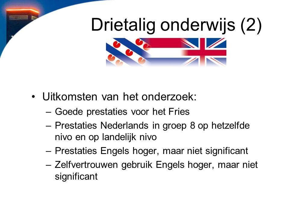 Drietalig onderwijs (2)