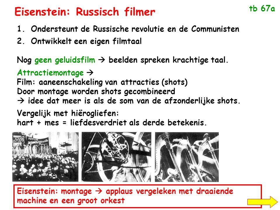 Eisenstein: Russisch filmer