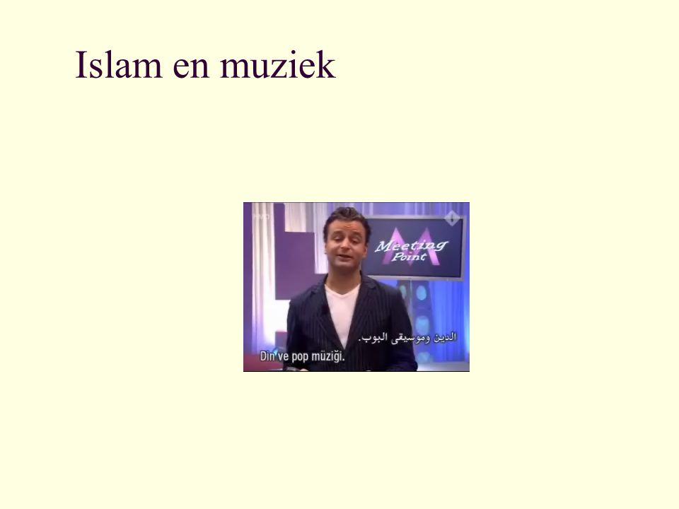 Islam en muziek