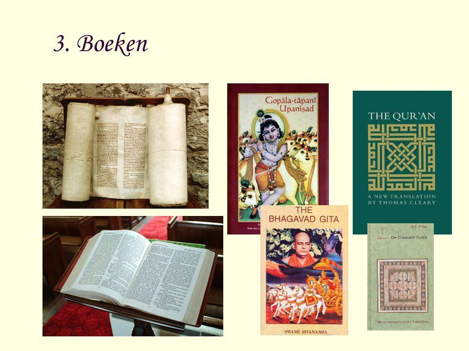 3. Boeken