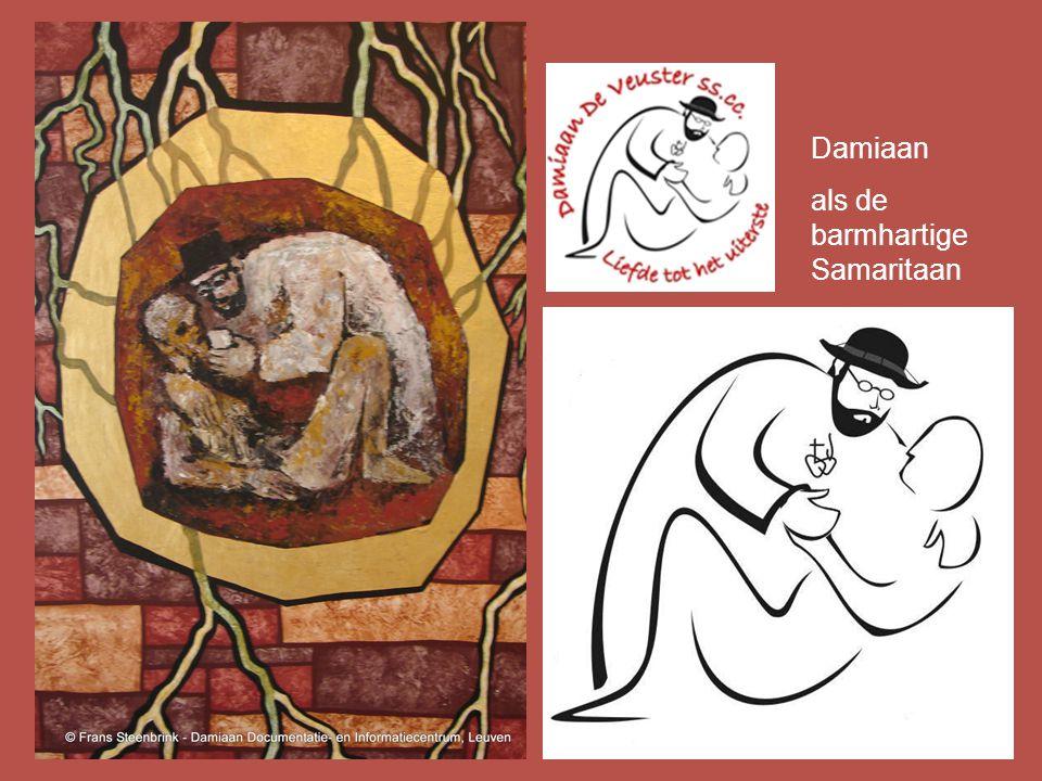 Damiaan als de barmhartige Samaritaan