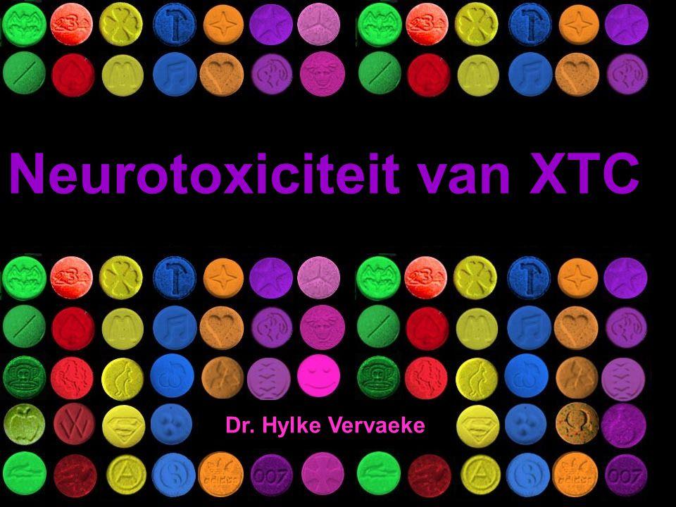 Neurotoxiciteit van XTC