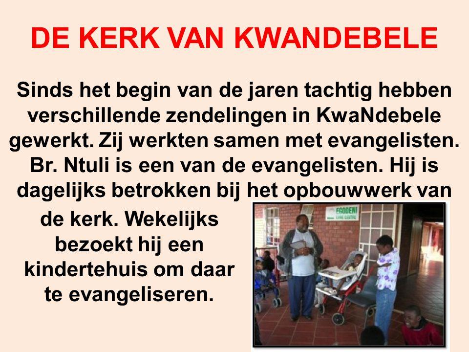 01/19/13 DE KERK VAN KWANDEBELE.