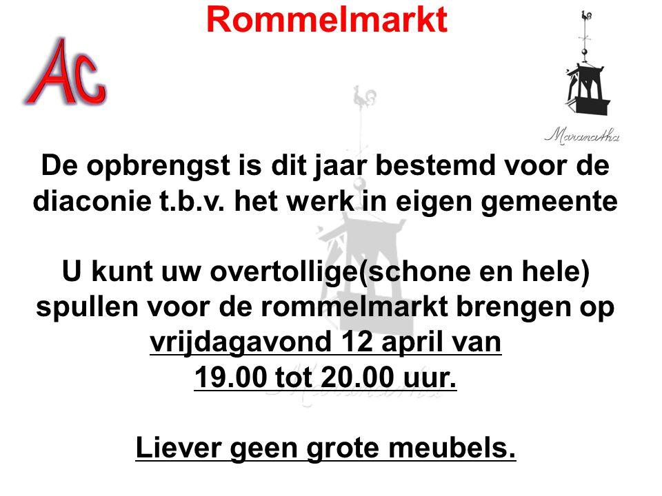 Ac Rommelmarkt.