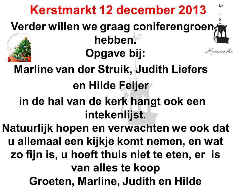 Marline van der Struik, Judith Liefers