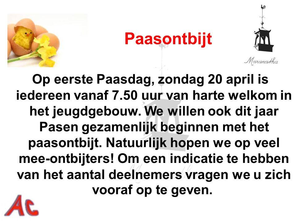 12-04-14 04/12/14. Paasontbijt.