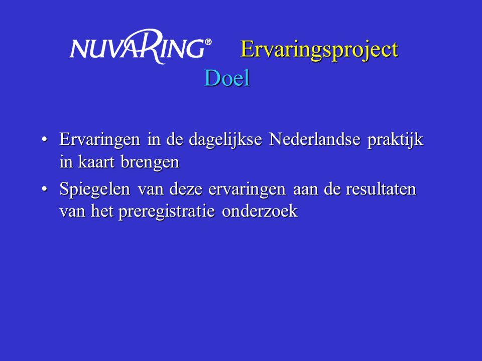 Ervaringsproject Doel