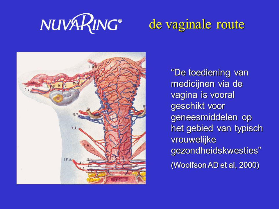 de vaginale route