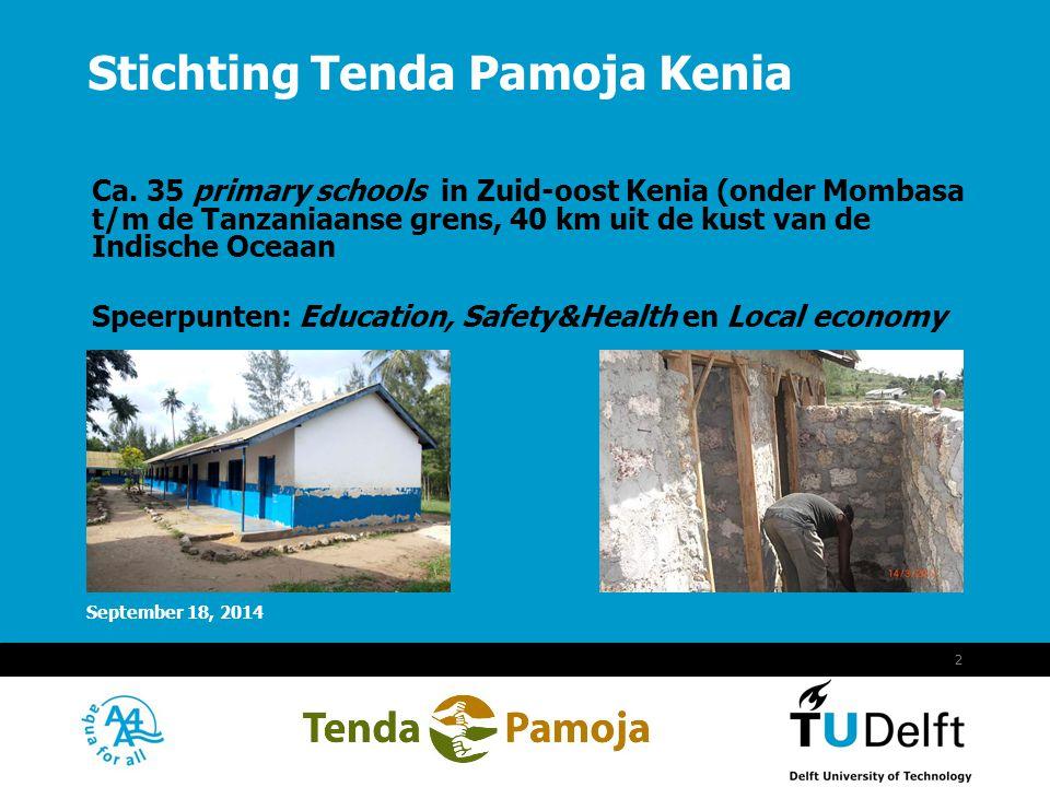 Stichting Tenda Pamoja Kenia