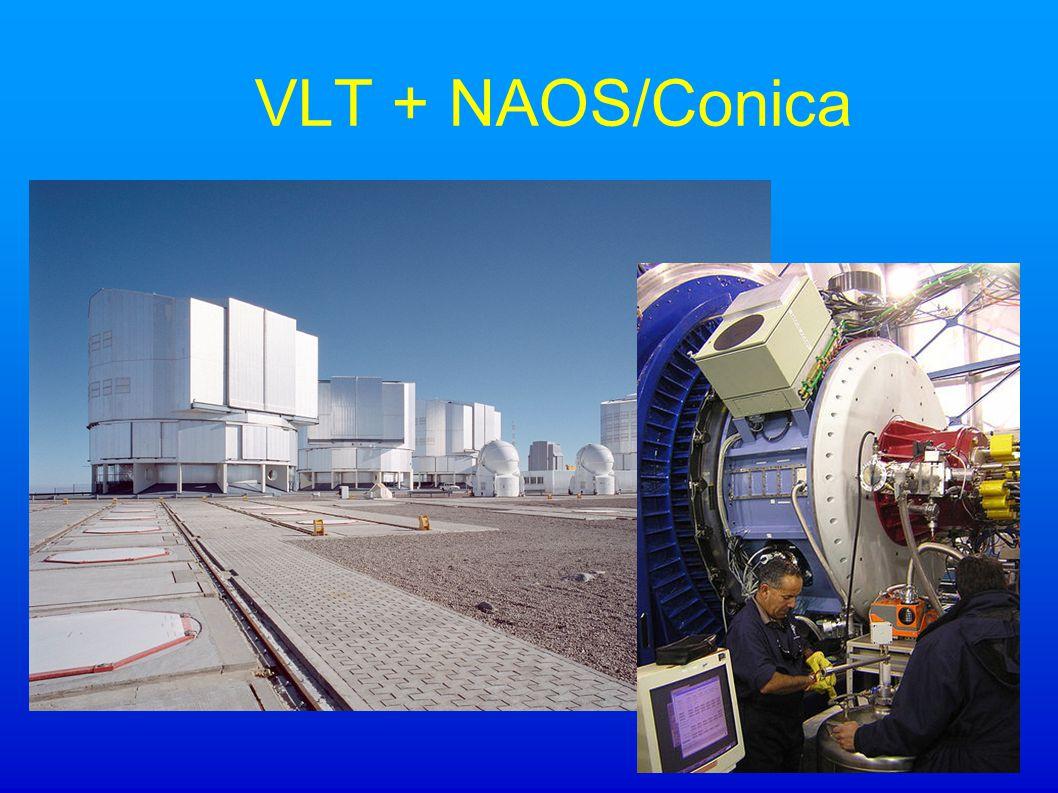 VLT + NAOS/Conica