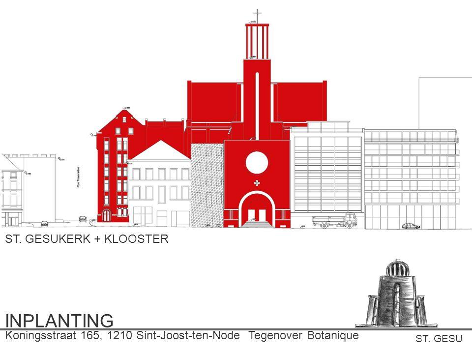 INPLANTING ST. GESUKERK + KLOOSTER