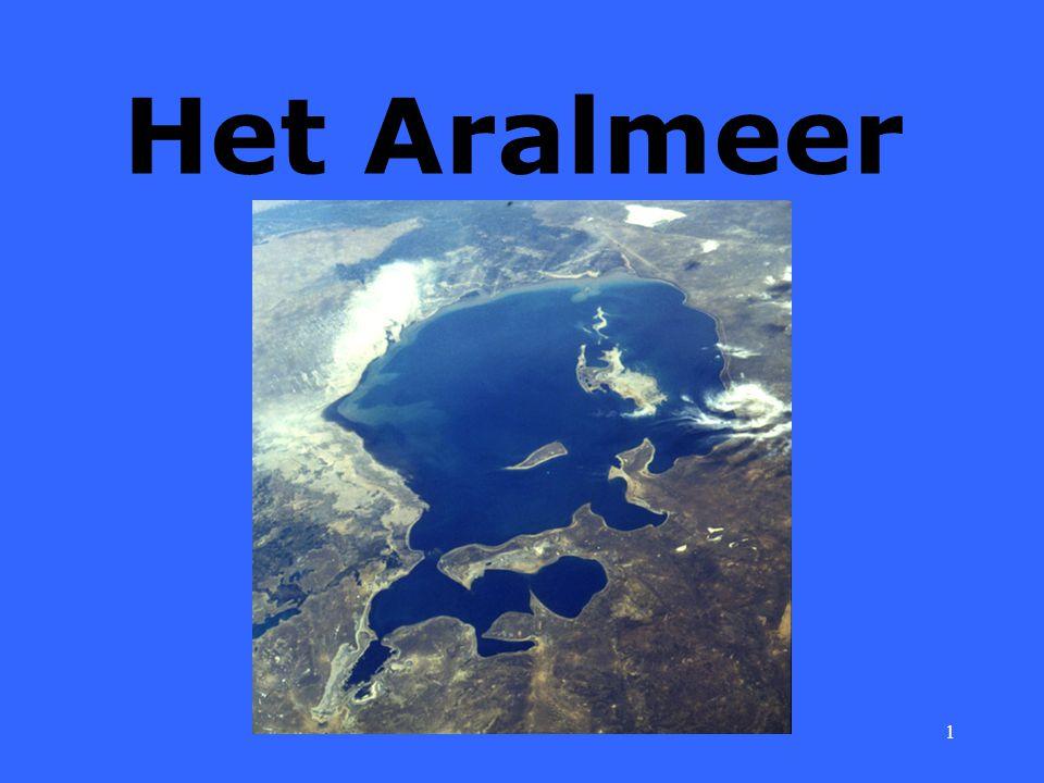 Het Aralmeer Telkens op de linkermuis klikken voor vooruit.