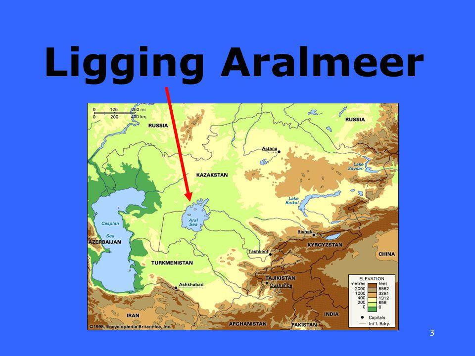 Ligging Aralmeer Telkens op de linkermuis klikken voor vooruit.