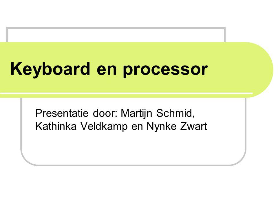 Presentatie door: Martijn Schmid, Kathinka Veldkamp en Nynke Zwart