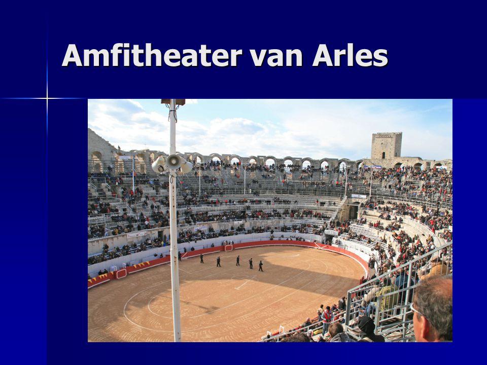 Amfitheater van Arles