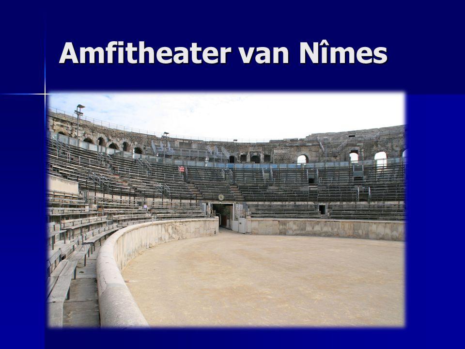 Amfitheater van Nîmes