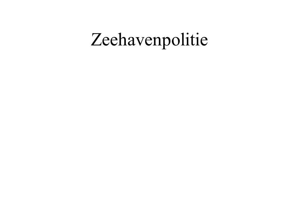 Zeehavenpolitie