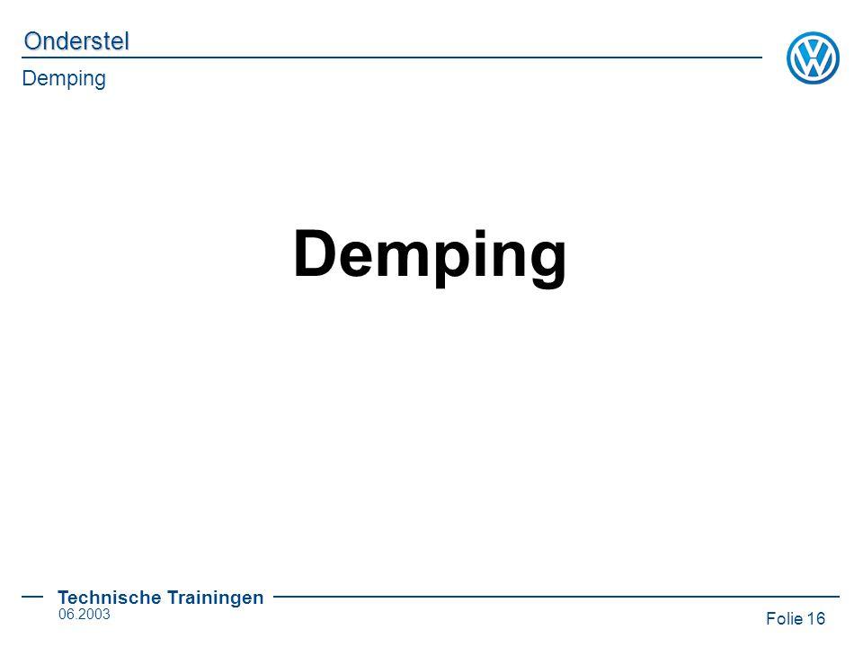 Demping Demping