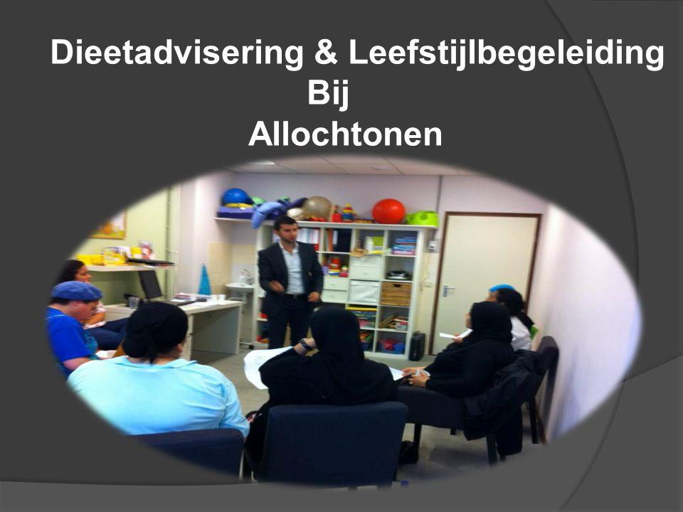 Dieetadvisering & Leefstijlbegeleiding Bij Allochtonen