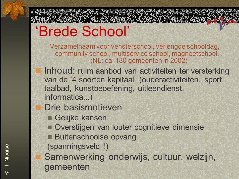 'Brede School'