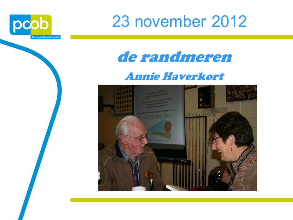 23 november 2012 de randmeren Annie Haverkort
