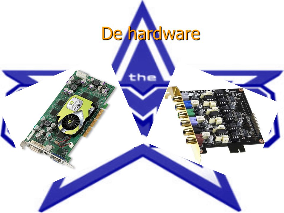 De hardware