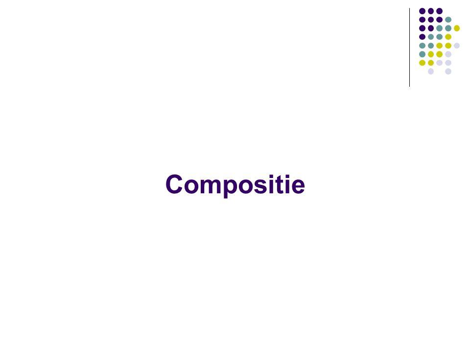 Compositie