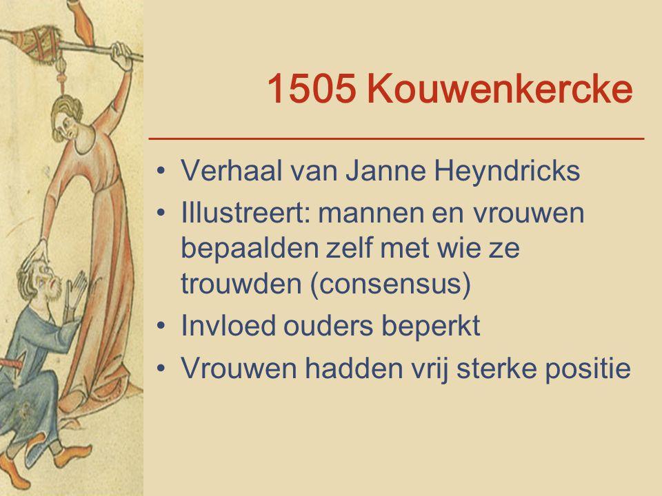 1505 Kouwenkercke Verhaal van Janne Heyndricks