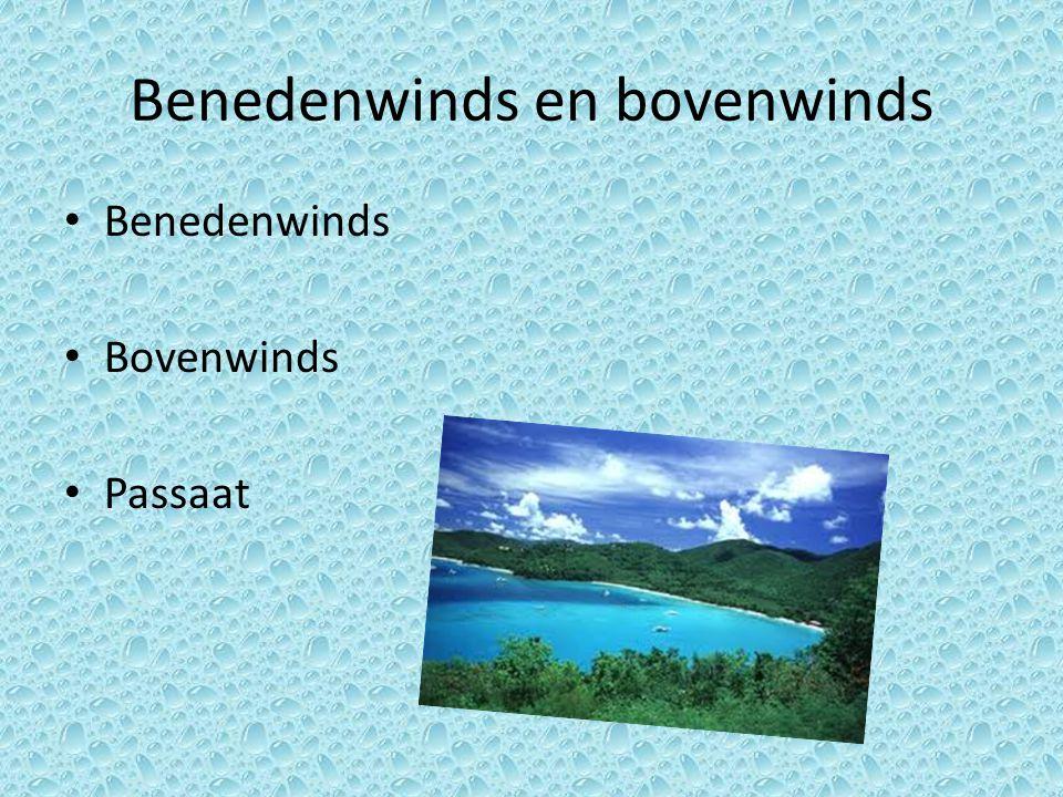 Benedenwinds en bovenwinds