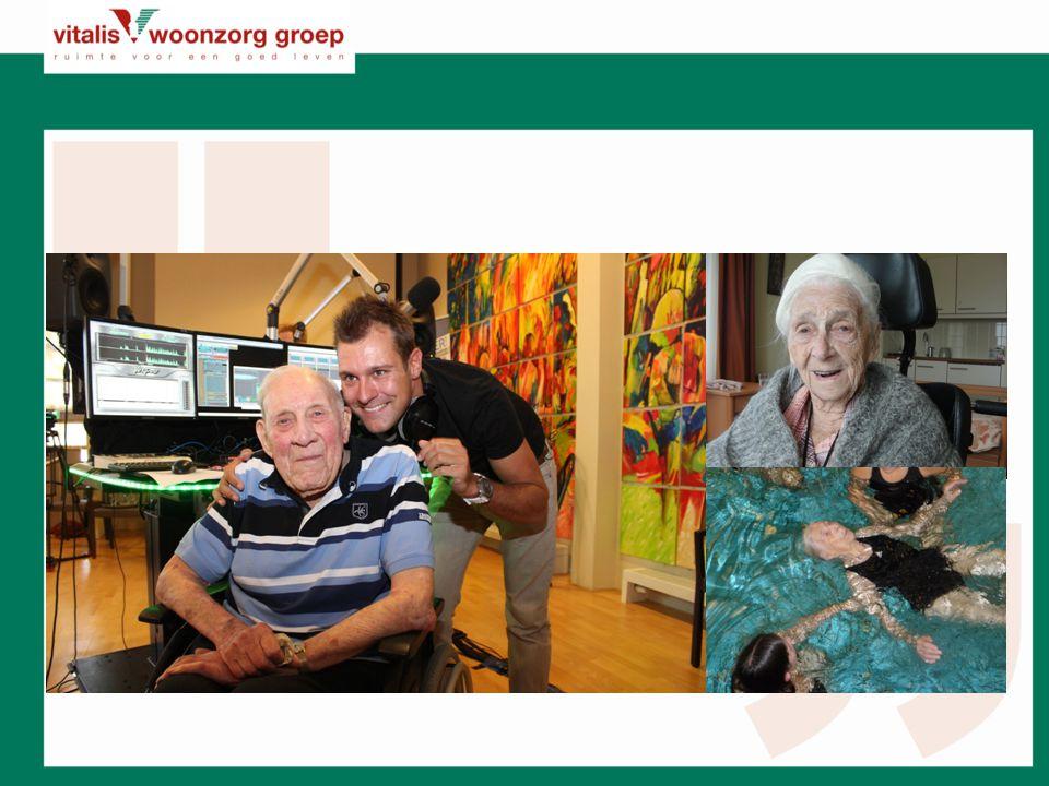 Slam! FM, kleinzoom van dhr. Van Turenhout, met dj Martijn