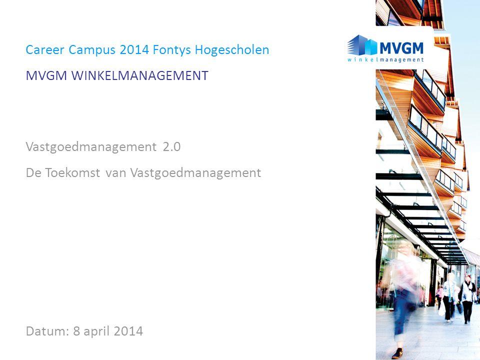 Career Campus 2014 Fontys Hogescholen
