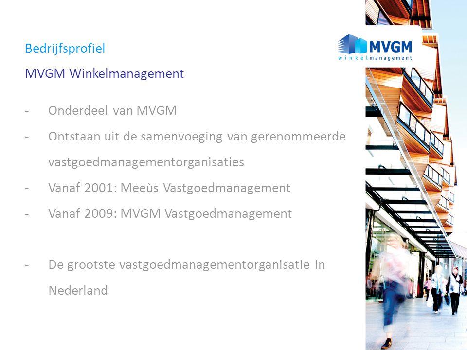 Bedrijfsprofiel MVGM Winkelmanagement.