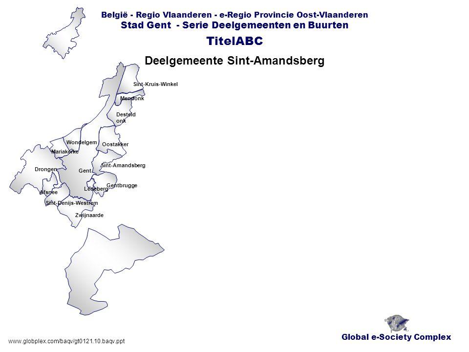 Deelgemeente Sint-Amandsberg