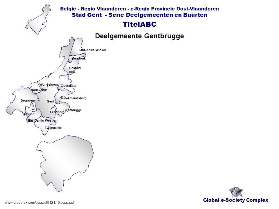 Deelgemeente Gentbrugge