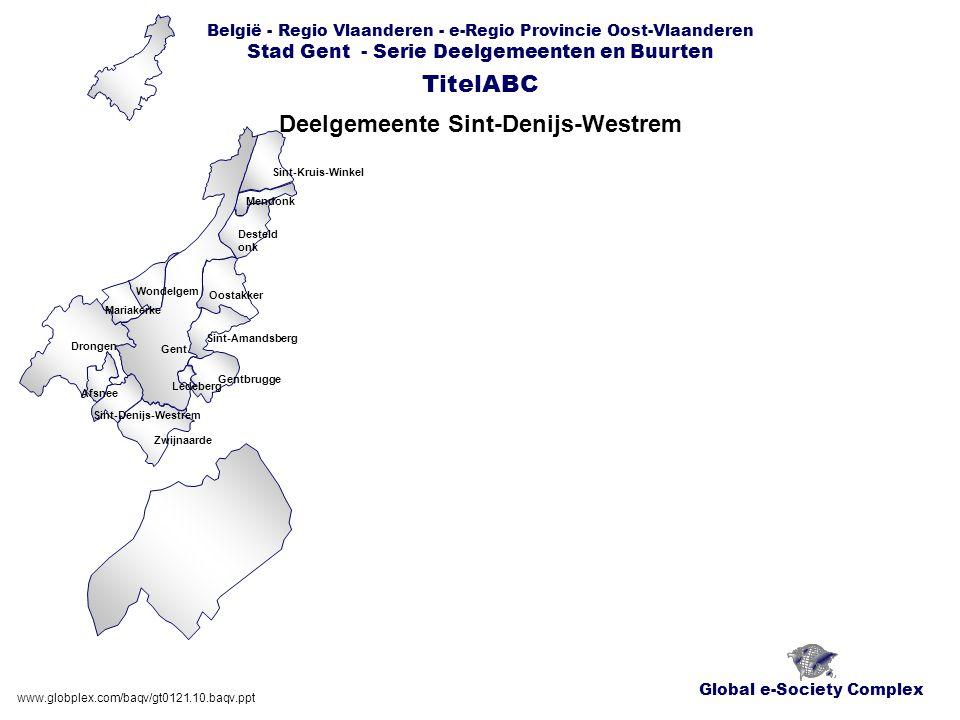 Deelgemeente Sint-Denijs-Westrem