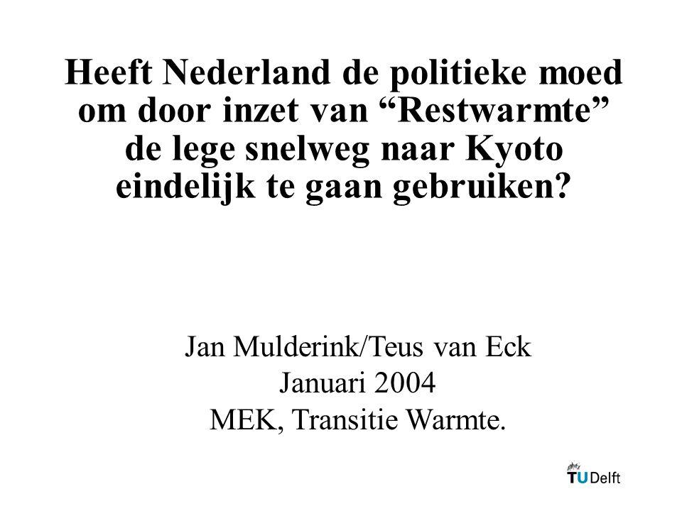 Jan Mulderink/Teus van Eck