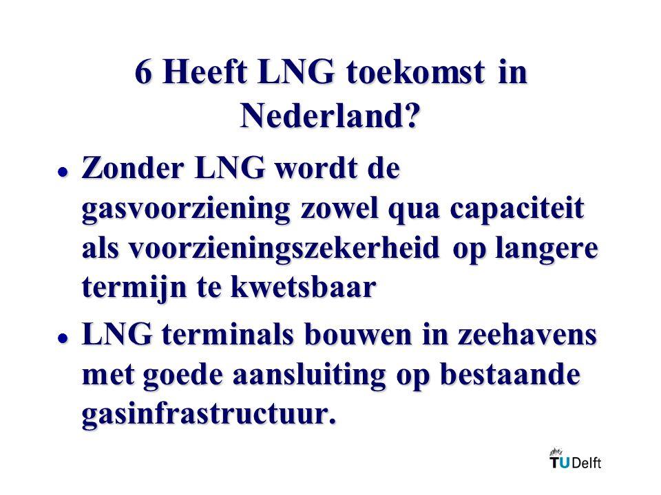 6 Heeft LNG toekomst in Nederland