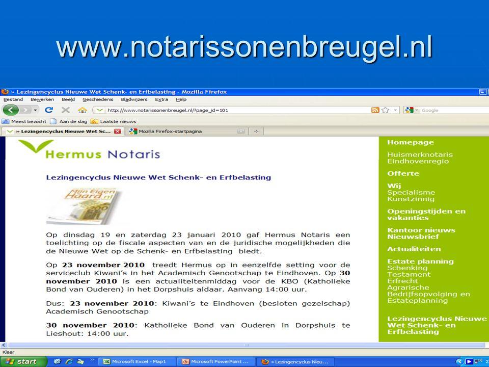 www.notarissonenbreugel.nl