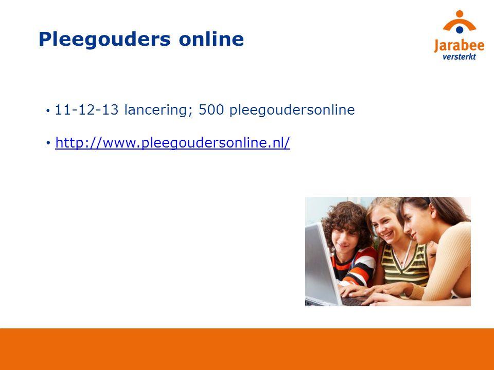 Pleegouders online http://www.pleegoudersonline.nl/