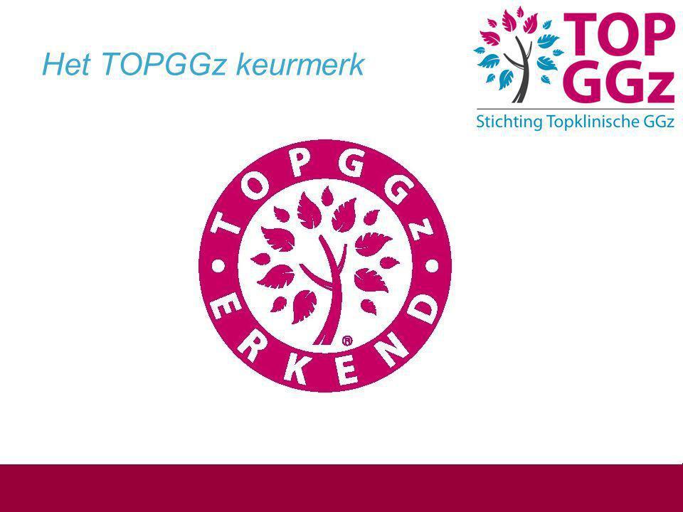 Het TOPGGz keurmerk 3 3