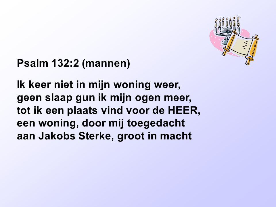 Psalm 132:2 (mannen)