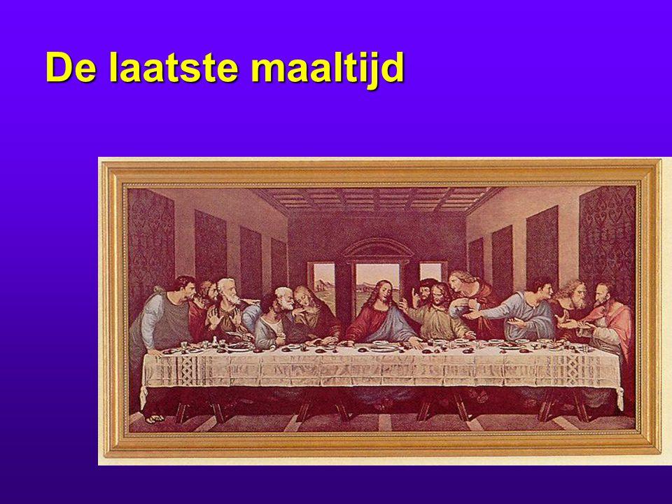 De laatste maaltijd