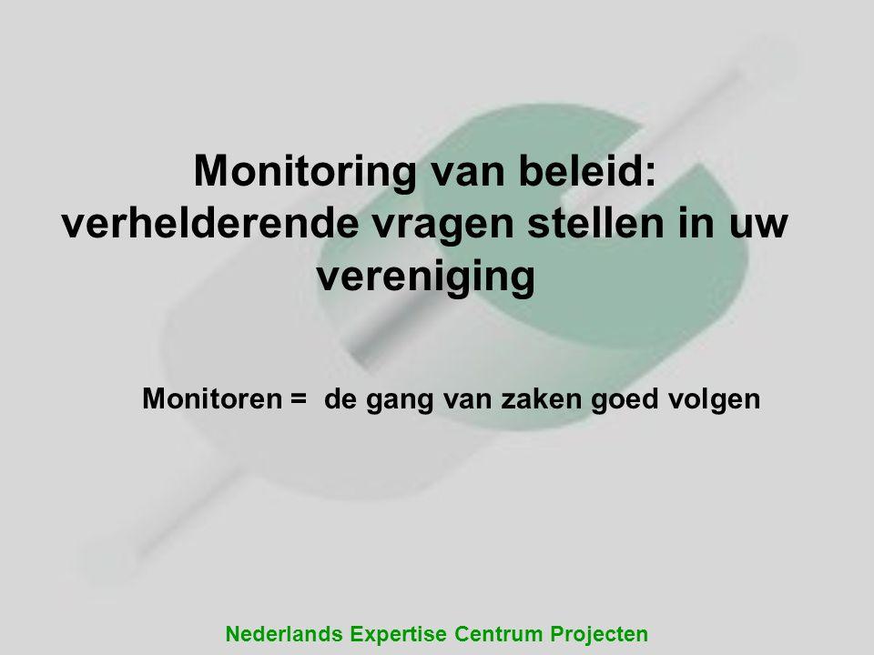 Monitoring van beleid: verhelderende vragen stellen in uw vereniging