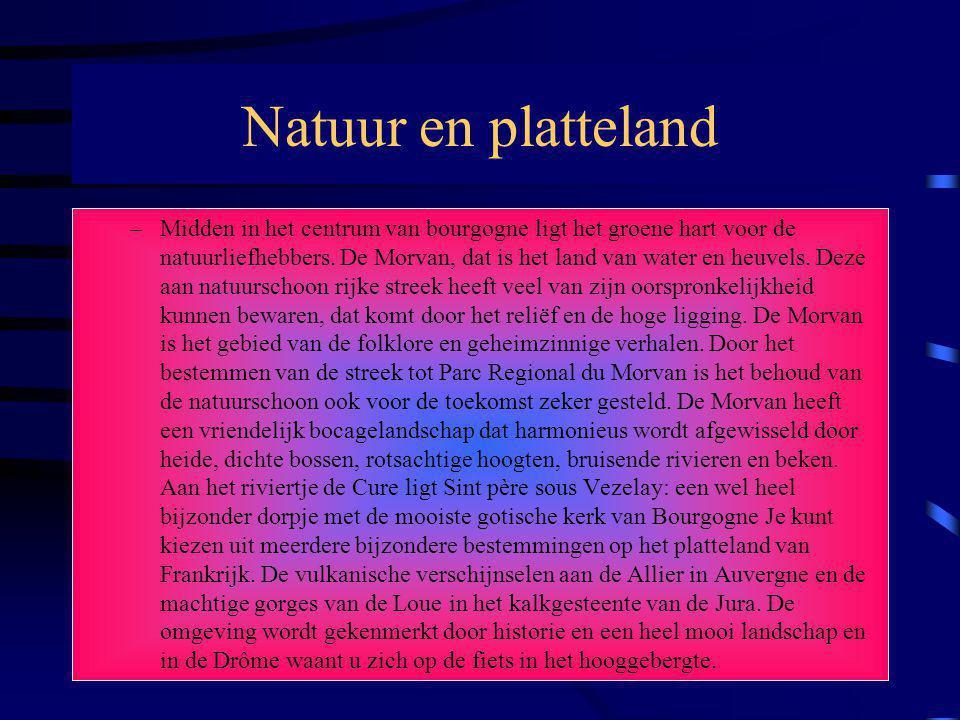 Natuur en platteland