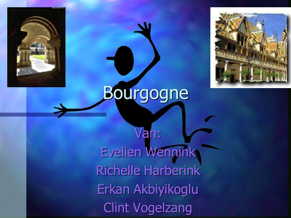 Bourgogne Van: Evelien Wennink Richelle Harberink Erkan Akbiyikoglu