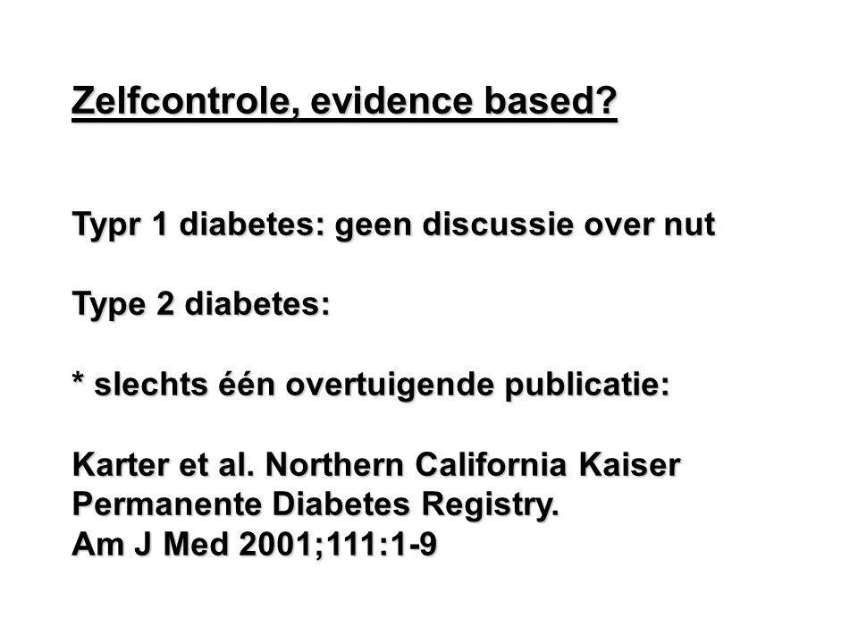 Zelfcontrole, evidence based