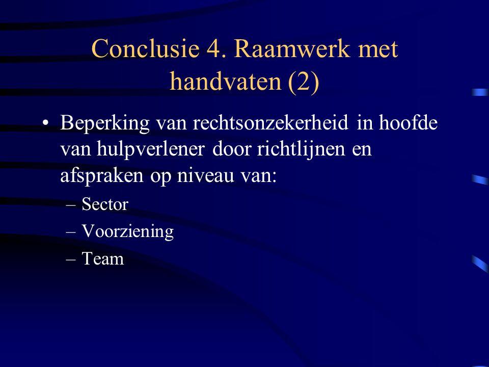 Conclusie 4. Raamwerk met handvaten (2)